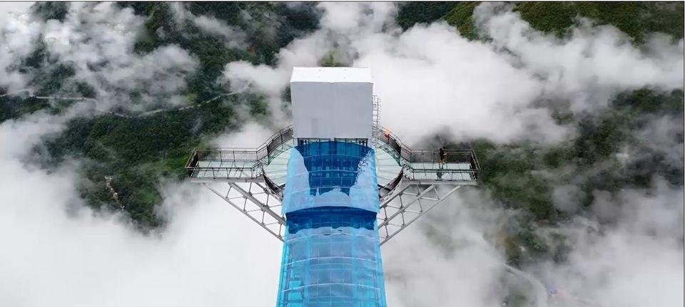 Khu Du lịch sinh thái Cầu kính Rồng Mây tạm dừng đón khách trước diễn biến phức tạp của dịch COVID-19!