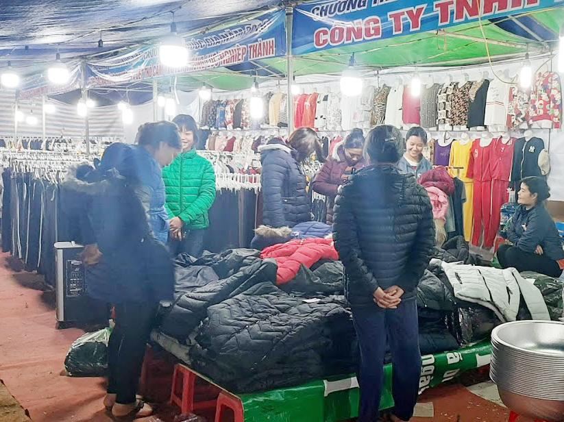 Mời tham gia Phiên chợ đưa hàng Việt về miền núi 04 huyện: Than Uyên, Tân Uyên, Sìn Hồ, Nậm Nhùn (tỉnh Lai Châu)